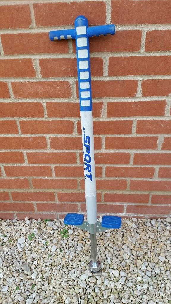 Childs Pogo stick - only £4!! - Sport by New Bounce