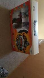 Wii Skylanders giants starter pack