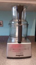 Magimix 4200XL Food Processor Silver