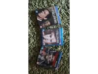 Blu ray series the following