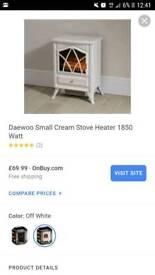 Stove heater