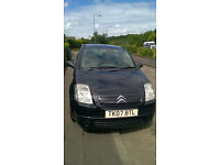 CITROEN C2 2007 airplay+ 1.1