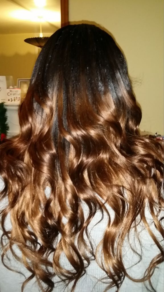 Mobile Hairdresser For Brazilian Knots Extensions In Birmingham