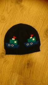 Winter hats & hat/scarf/glove sets 0-2 years