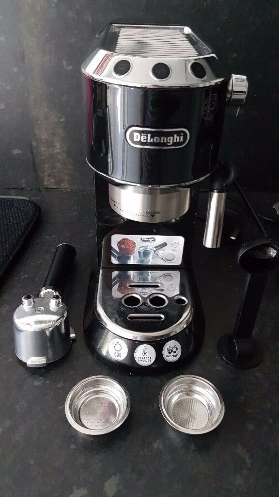 Delonghi Coffee Machine EC680 black