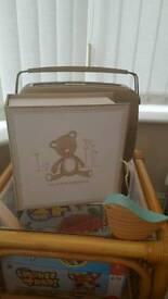 Baby memory/keepsake box john lewis