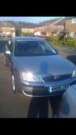 Ford Mondeo 2005 Silver