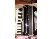 accordion 120 bass paolo soprani BASS*****GOOD CONDITION , GOOD PLAY*****