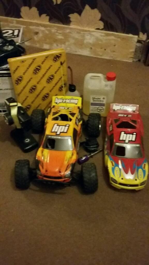 Hpi racing hpi nitro mt2 g3.0