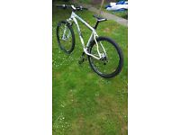 "Whyte Hardtail 2016 29er Extra Large - Rec. Rider Height - 6'2"" to 6'"