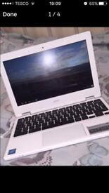 Acer chrome book 11