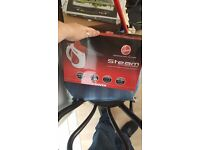 "Hoover Steam Cleaner - ""Express Handy 1000"" - Used Once"