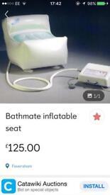 BATHMATE INFLATABLE BATH SEAT