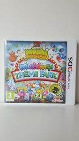 Moshi monsters moshlings theme park 3DS game