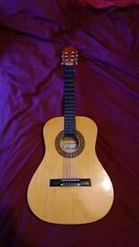 3/4 Size Acoustic Guitar (Vintage Herald 3/4)