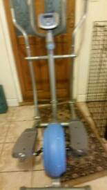 Cross trainer by kirsty