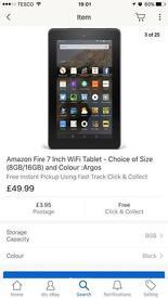 "Amazon 7"" tab"