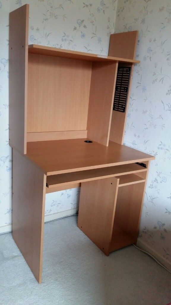 Computer desk ~ free ~ collection only