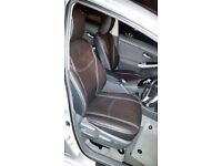 TOYOTA PRIUS, LEATHER LIKE SEAT COVERS, MADE TO MEASURE BY CSC!!!