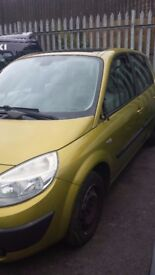 Renault Scenic Driver Mirror 2003