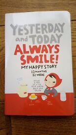 Cute undated diary - Brand new