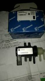 Pressure transender for seat