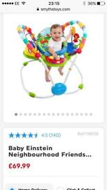 Baby bouncer / activity centre