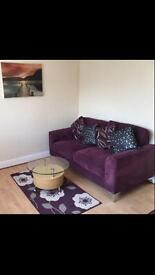 I bed fully furnished flat for rent in Peterhead.