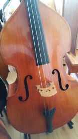 OLD DOUBLE BASS VINTAGE 1960s