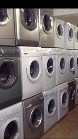 Washing machines and dryers from £75