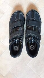 Shimano RO65 shoes size46/size 11 barely used see photo. £20