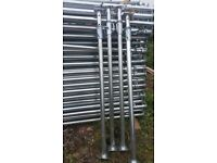 SIZE 1 NEW GALVANISED ACROW PROPS JACK PROP *COULD DELIVER* LONDON or MANCHESTER