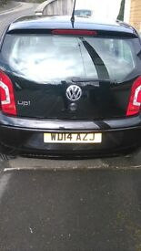 Black VW Take Up!