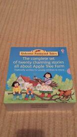 Usborne Farmyard Tales Apple Tree Farm Book Collection (DEREHAM COLLECTION)