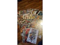 Comic books, job lot, DC, Marvel, new 52