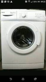 Washing machine (12mths guarantee + free delivery)
