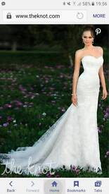 Essence of Australia D1181 wedding dress