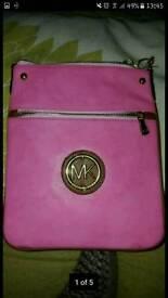 Ladies 2 mk handbags, new