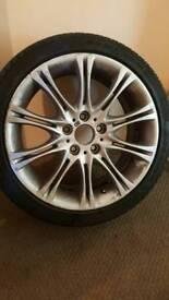 Bmw z4 wheels 18 inch