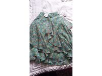 Skirt for 7 year old girl brand new
