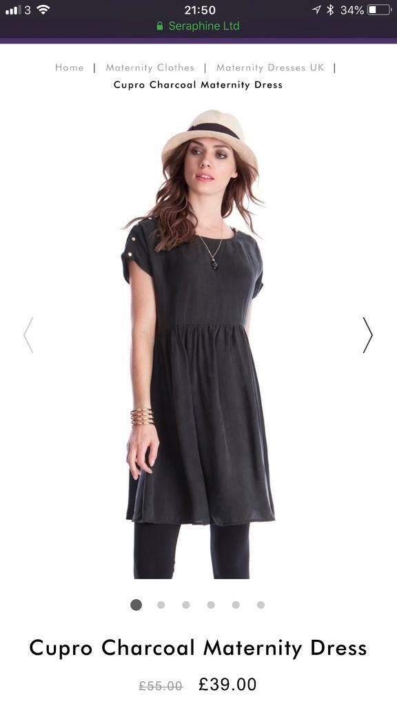 52b6a904a31c9 Seraphine maternity dress size 10 | in Bridgwater, Somerset | Gumtree