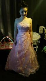 Prom dress size 6-8