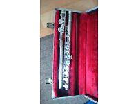 Saphire musical flute