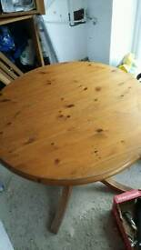 Ducal Dining Table £30 ono