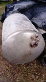 Large Stainless Steel Tank. 60cm diameter