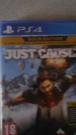 PS4 Just Cause 3 Gold (No Swaps