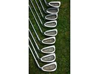 Set of Transline Golf Irons