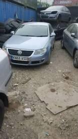 Breaking Volkswagen passat tdi dsg 55