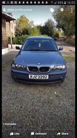 2005 BMW 3320d for sale