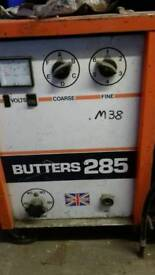Mig welder butters 3 phase